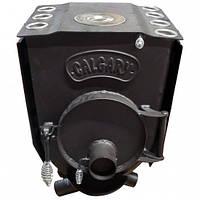 Печь варочная с конфоркой тип 00 ЧК CALGARY LUX до 130 м.куб
