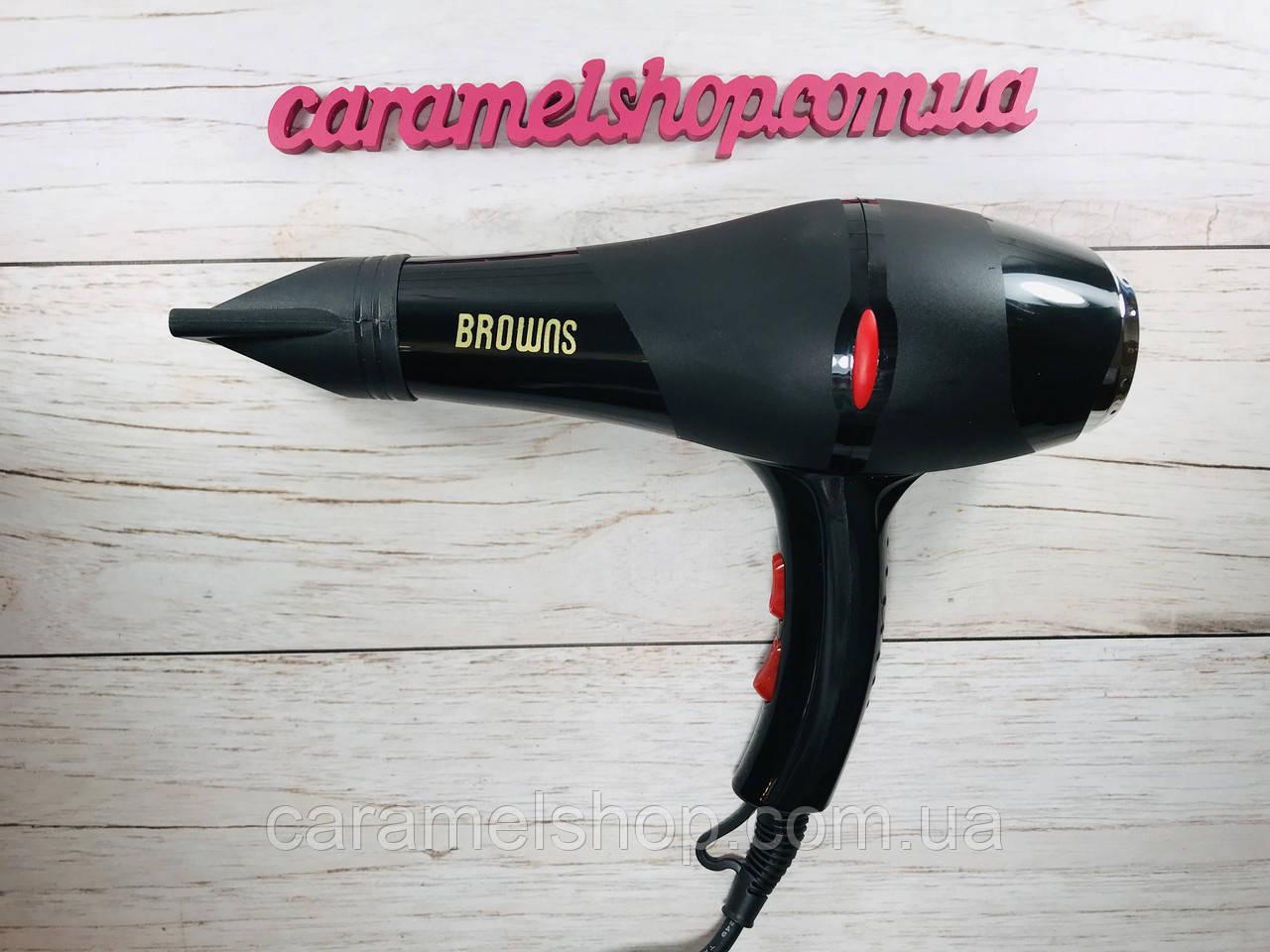 Фен для волос профессиональный Browns с Ионизацией BS-5809 3000 W