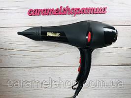 Фен для волосся професійний Browns з Іонізацією BS-5809 3000 W