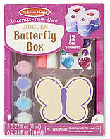 Набор для творчества Шкатулка бабочка Melissa & Doug (MD8853)