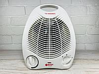 Дуйка обогреватель бытовой тепловентилятор Heater Vitek ВТ-4117, фото 1