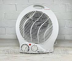 Дуйка обогреватель бытовой тепловентилятор Heater Domotec MS-5902