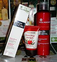 Ив Роше Набор для лица (молочко, крем для лица от Морщин Serum Vegetal)