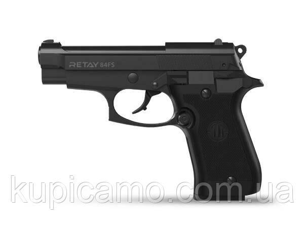 Стартовый пистолет Retay 84FS черный