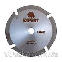 Пиляльний диск 180х22 3Z EXPERT тризуб