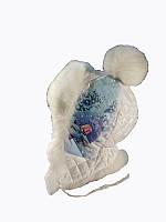 Детская зимняя шапка для девочки Klimani Маша  р 50