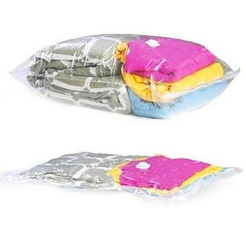 Вакуумний пакет для одягу 60х80 см (SV)