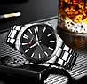 Мужские часы Curren 8322 (silver-black), фото 2