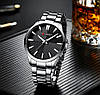Мужские часы Curren 8322 (silver-black), фото 3