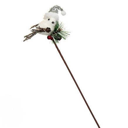 """Декор """"Ветка с птичкой"""", фото 2"""