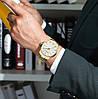 Мужские часы Curren 8322 (gold-white), фото 3