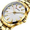 Мужские часы Curren 8322 (gold-white), фото 2