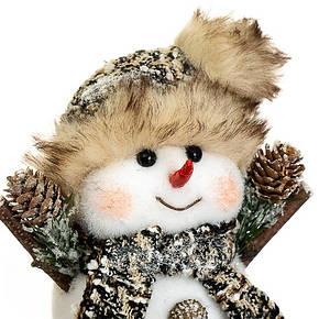 """Декор """"Снеговик маленький"""", фото 2"""