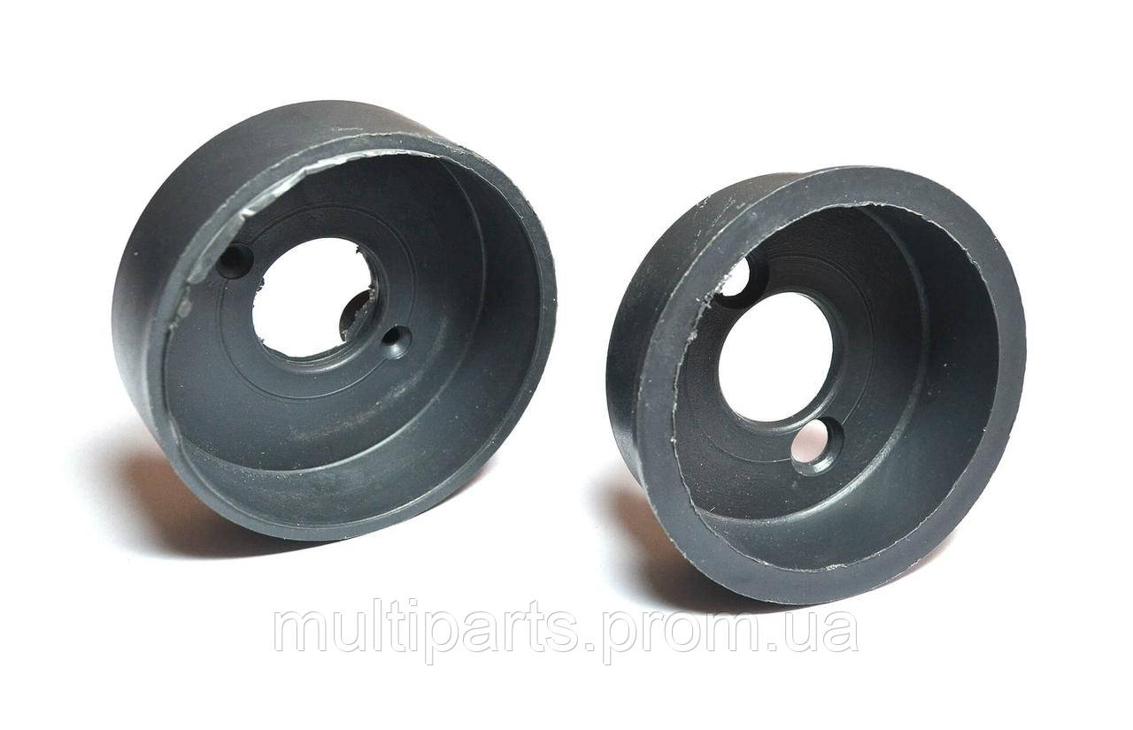 Крышка с контркрышкой для врезного ВЗУ (без крышки ВЗУ)