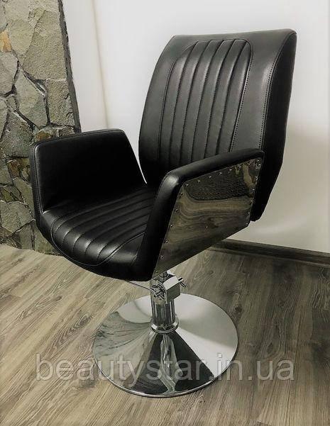 Стильное Парикмахерское кресло для салона красоты барбершоп Infinity