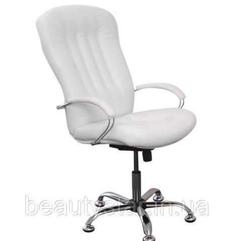Кресло для педикюра эконом, визажное кресло  VM22