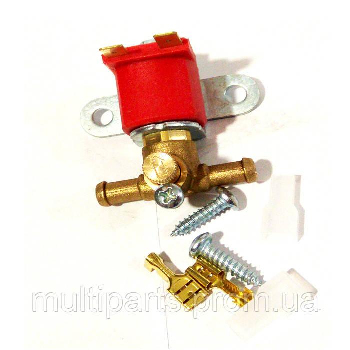 Электромагнитный клапан бензина ASTAR GAS (штуцер латунь)