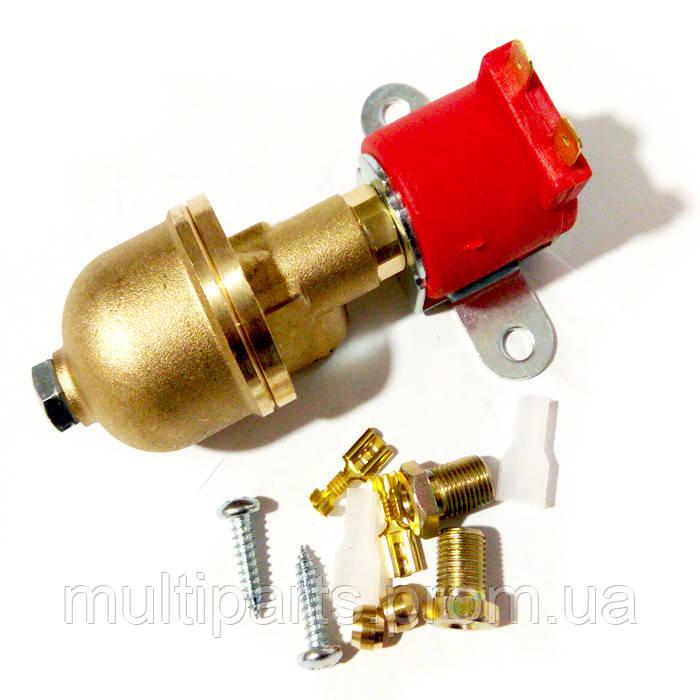 Электромагнитный клапан газа ASTAR GAS средний вх. вых. 6 мм