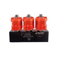 Форсунки Atiker AHC 3 Ohm на 3 цилиндра