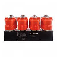 Форсунки Atiker AHC 3 Ohm на 4 цилиндра