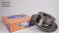 Тормозной диск передний (276х22мм) VW LT 28-46 / MB Sprinter 208-416 96-06AUTOTECHTEILE (Германия) 100 4355