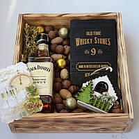Подарочный набор для мужчин на Новый Год.  Подарок шефу, директору, коллеге, деловому партнёру, парню, мужу.