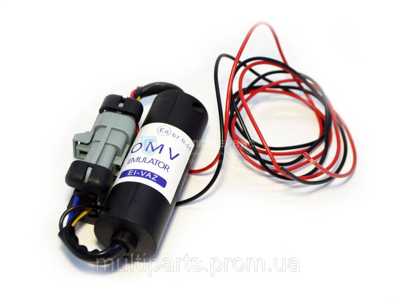 Эмулятор инжектора OMV на 4 цил. разъём ВАЗ