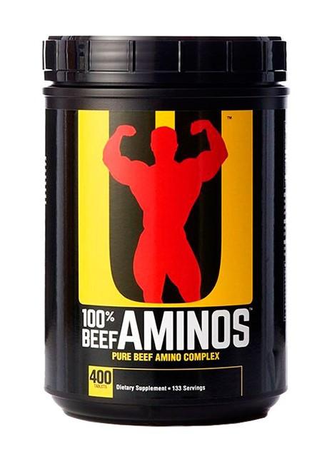 Universal 100% Beef Aminos 400 tabs