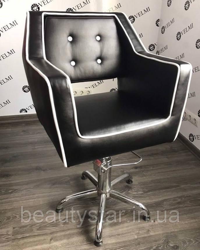 Кресло клиента парикмахерское гидравлическое в салон красоты  Askold