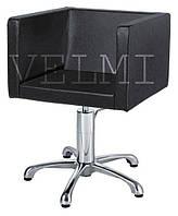Парикмахерское Кресло для клиента салона красоты DONA подъемный механизм гидравлика, основание металл