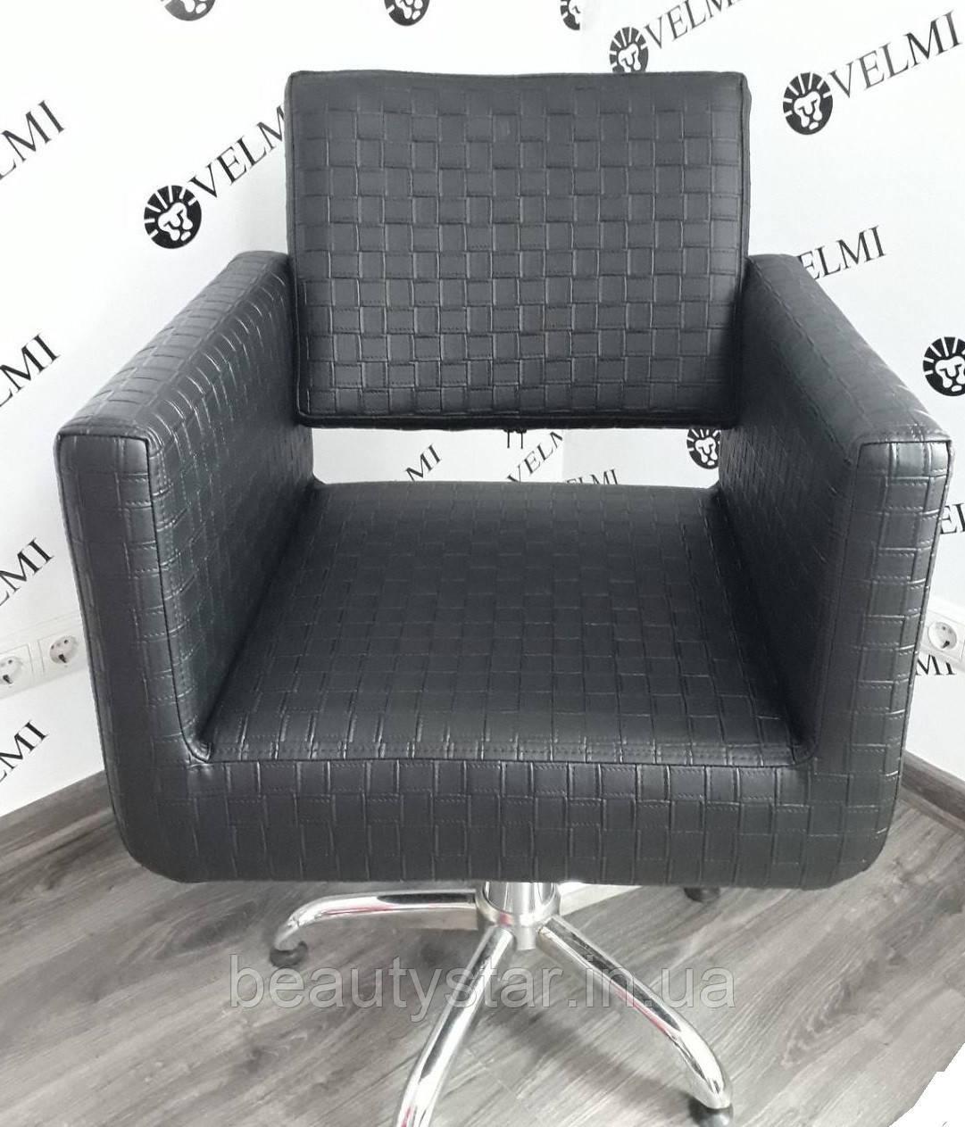 Кресло парикмахерское гидравлика Польша Gwen Кресло для стрижки