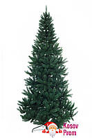 """Искусственная литая елка """"Премиум"""" 2.1м (зеленая), фото 1"""