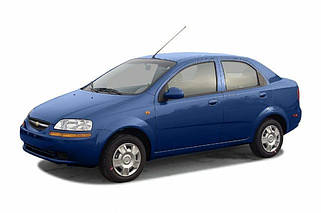 Aveo Sedan (2004-2012)