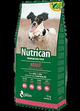 Nutrican Adult (Нутрикан) сухой корм для взрослых собак всех пород (курица) 15кг
