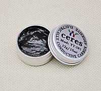 Токопроводящий клей CERES 12г графитовый электропроводящая токопроводящая краска (HM-010-12)