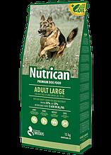 Nutrican Adult Large (Нутрикан) сухой корм для взрослых собак крупных пород 15кг