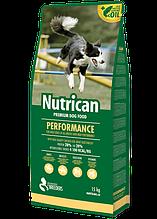 Nutrican Performance (Нутрикан) сухой корм для взрослых активных собак всех пород 15кг