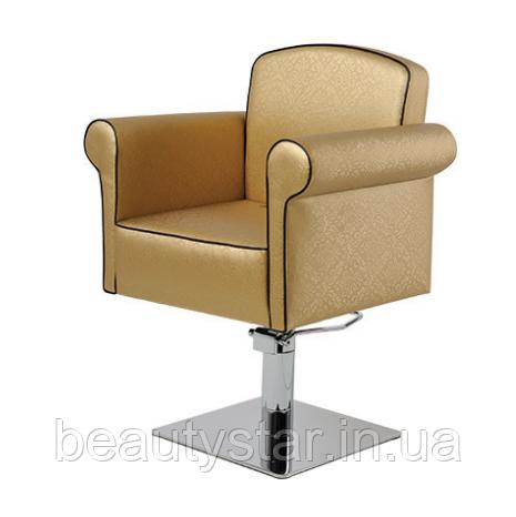 Парикмахерское кресло на гидравлике Art Deco.
