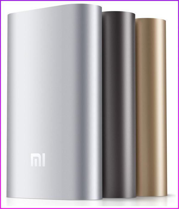 Повер банк XIAOMI 20800 mAh. Внешний аккумулятор Mi 20800, 2 USB, разные цвета