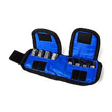 Утяжелители для рук регулируемые Onhillsport 1 кг (UT-1001)