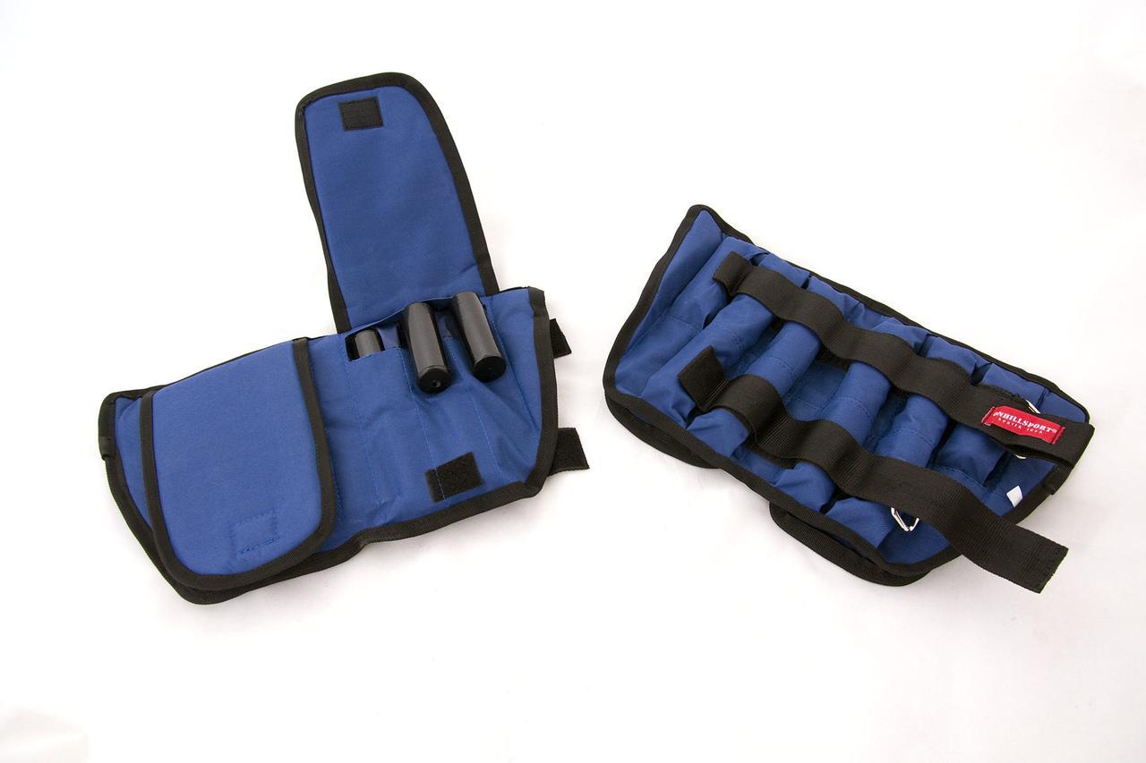 Утяжелители для ног регулируемые Onhillsport 6 кг (UT-1106)