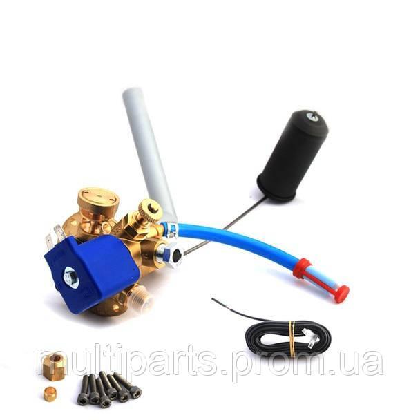 Мультиклапан Tomasetto H250x0 Extra вых. d-8 mm с катушкой для тор. наружного баллона,без ВЗУ