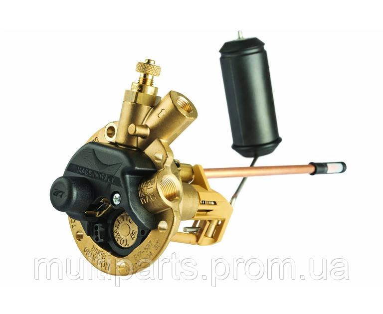 Мультиклапан Tomasetto D315x30 для цилиндрического баллона,БЕЗ ВЗУ