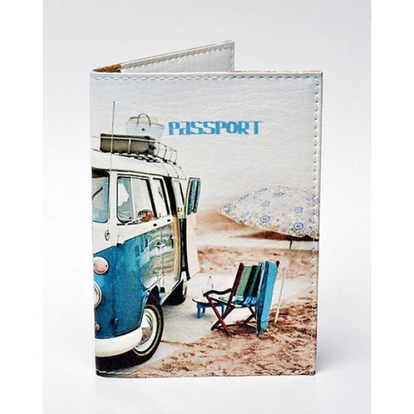 Обложка для паспорта Пикник MR