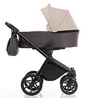 Детская универсальная коляска 2 в 1 Invictus V-Dream Brown