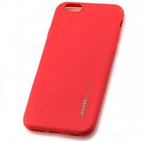 Чехол SMTT для iPhone 6/6s Plus Красный, фото 1