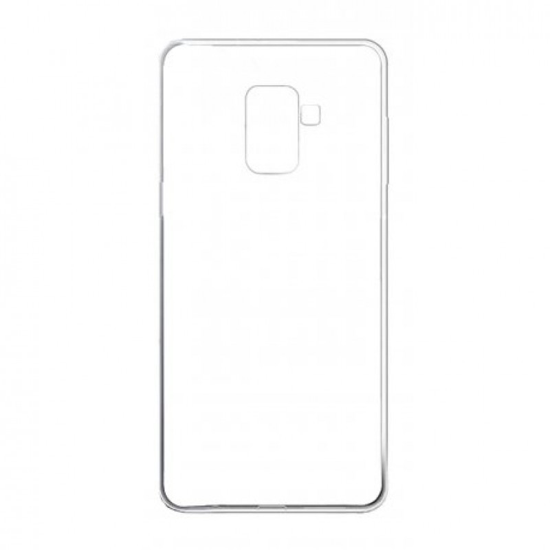 Чехол SMTT для Samsung Galaxy A530 A8 2018 Прозрачный