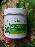 """Крем Алоэ Вера """"UM NaturCosmetic» (UW Aloe Vera Cream) - 250 мл."""