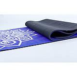 Коврик (каремат) для фитнеса и йоги OSPORT (FI-5662-10), фото 6