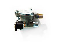 Электромагнитный клапан газа Torelli алюминий вх. вых. 6 мм, фото 1